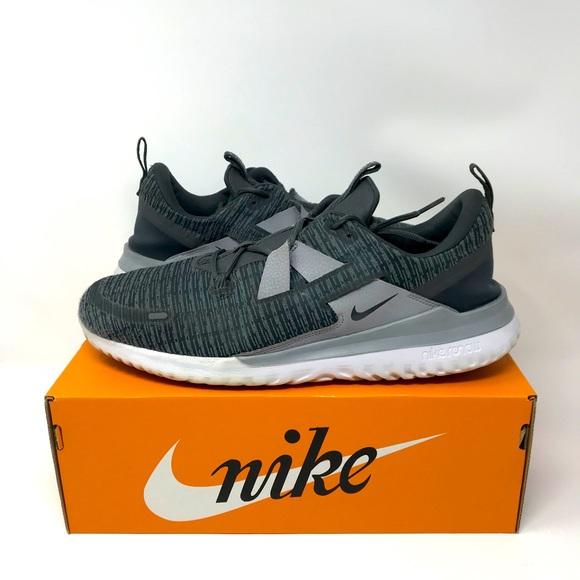 Nike - Men's Renew Arena Running 'Wolf Gray'